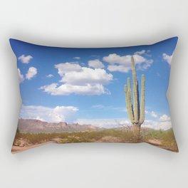 Desert Love Rectangular Pillow