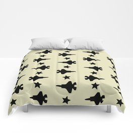 F-35 Lightning II Pattern Comforters
