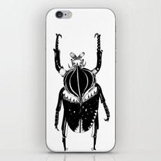 Beetle  iPhone & iPod Skin
