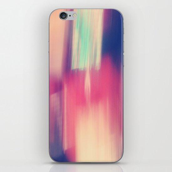 Nails//Three iPhone & iPod Skin