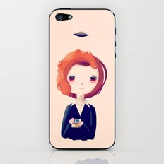 Dana iPhone & iPod Skin