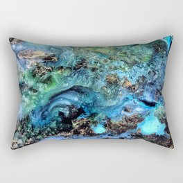 Another Earth Rectangular Pillow