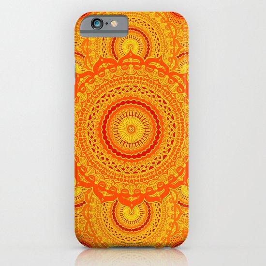 omulyána dancing gallery mandala iPhone & iPod Case