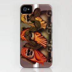 STAR WARS The Three Wise Ewoks Slim Case iPhone (4, 4s)