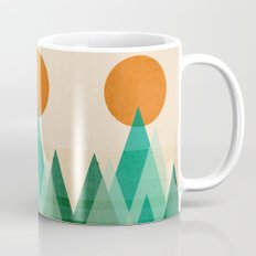 No mountains high enough Mug
