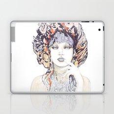 Spring fashion portrait Laptop & iPad Skin