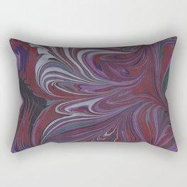 Marbling R&P Rectangular Pillow