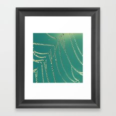 Suspension Framed Art Print