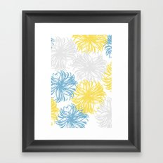 cool breezy dandies Framed Art Print