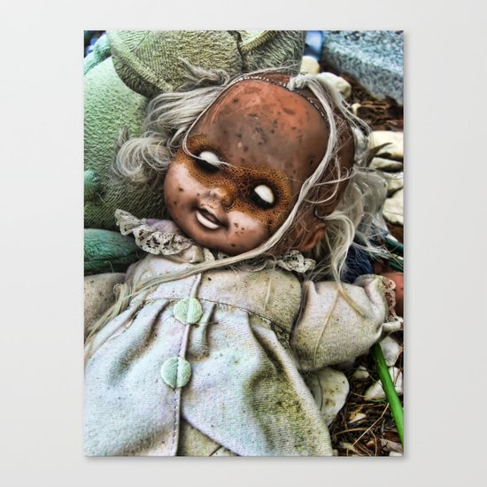 Doll Plague  Canvas Print