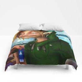 HYRULE CORP. Comforters