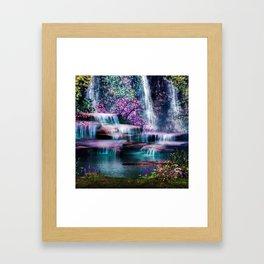 Fantasy Forest Framed Art Print