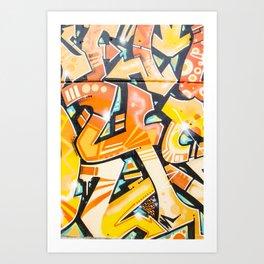 not_change_pic 2 Art Print
