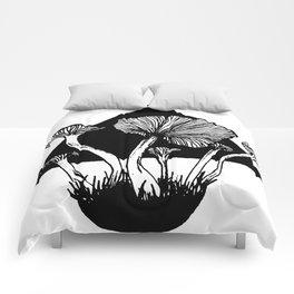 Funnel Chantarelles Comforters