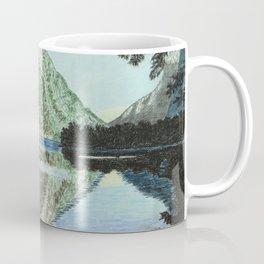 Serenity of Milford Sound, New Zealand Coffee Mug