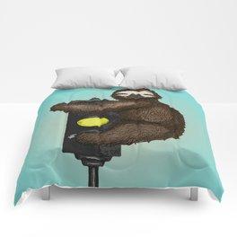 Take it Slow Comforters