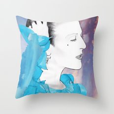 PLANET EARTH IS BLUE... Throw Pillow