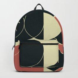Abstract Geometric Artwork 36 Backpack