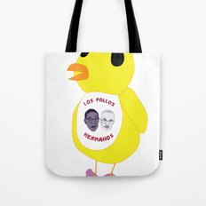 Breaking the Bad Chicken Tote Bag