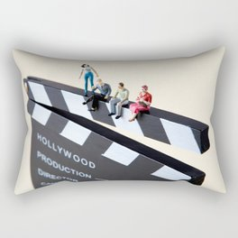 Cinema Toys Rectangular Pillow