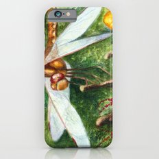 Amber Dragonfly iPhone 6s Slim Case