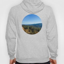 Fall Sunrise Photography Print Hoody