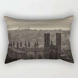 Towers Rectangular Pillow