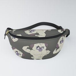 Fit Pug Fanny Pack