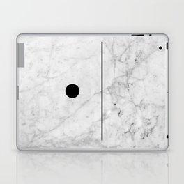 Marble Fun Laptop & iPad Skin