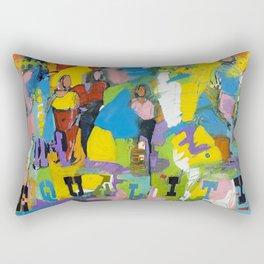 Equality Rectangular Pillow