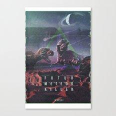 MYSTIC//DINO Canvas Print
