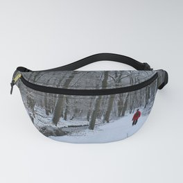 Winter Walk Fanny Pack