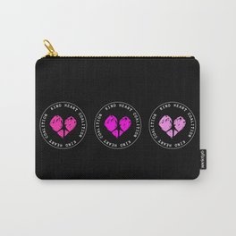 Kind Heart Coalition Carry-All Pouch
