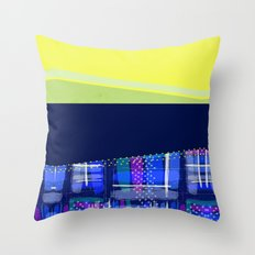 Mongo Hill Throw Pillow