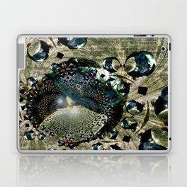 looking-glass planet Laptop & iPad Skin