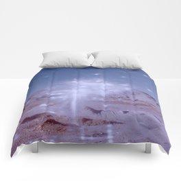 Light Leaks in the Desert Comforters