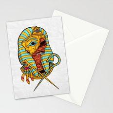 Pharaoh's Curse Stationery Cards
