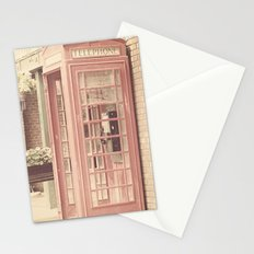 London is calling my name Stationery Cards