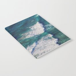 Waves Crashing Notebook