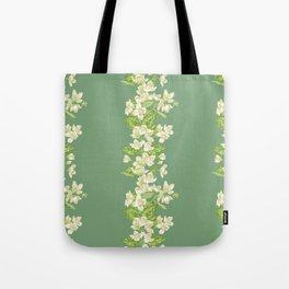 Jasmine Branch Decor Tote Bag