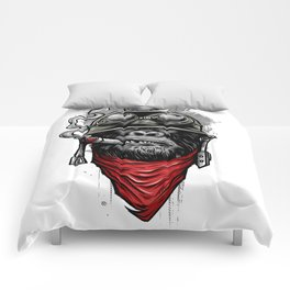 Ape of Duty Comforters