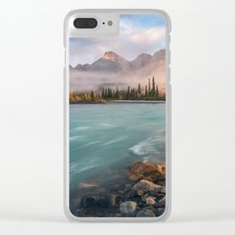 BEAUTIFUL SEASCAPE1 Clear iPhone Case