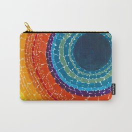 African American Masterpiece The Eclipse by Alma Thomas Carry-All Pouch