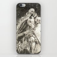berserk iPhone & iPod Skins featuring Skull Knight by DawnG