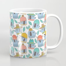 Pattern Project #38 / Dogs With Hats Mug
