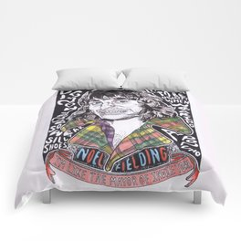 Noel Fielding  Comforters
