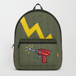 Ray Gun Backpack