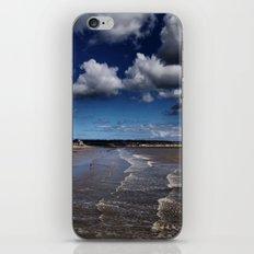 Bridlington Coastline iPhone & iPod Skin