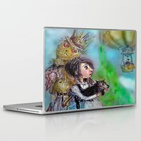 oz Laptop & iPad Skins featuring  oz by AliluLera