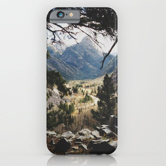 San Juan Forest iPhone & iPod Case